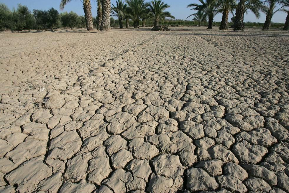 Preemergencia por sequía extrema en 2018