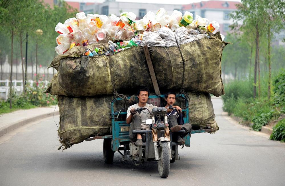 Adiós al vertedero de plásticos chino