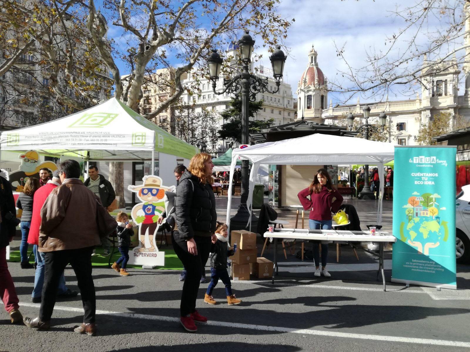 Éxito de L'Horta a la Plaça