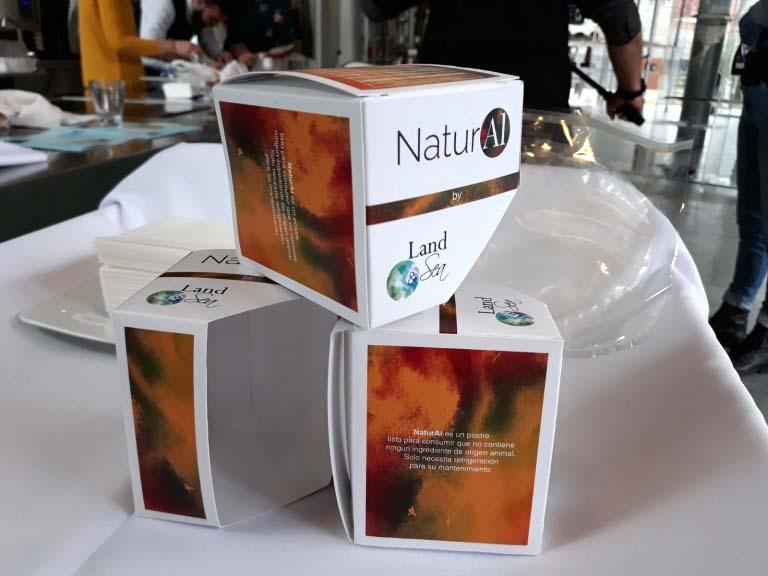 NaturAl, un postre vegano digno de premio