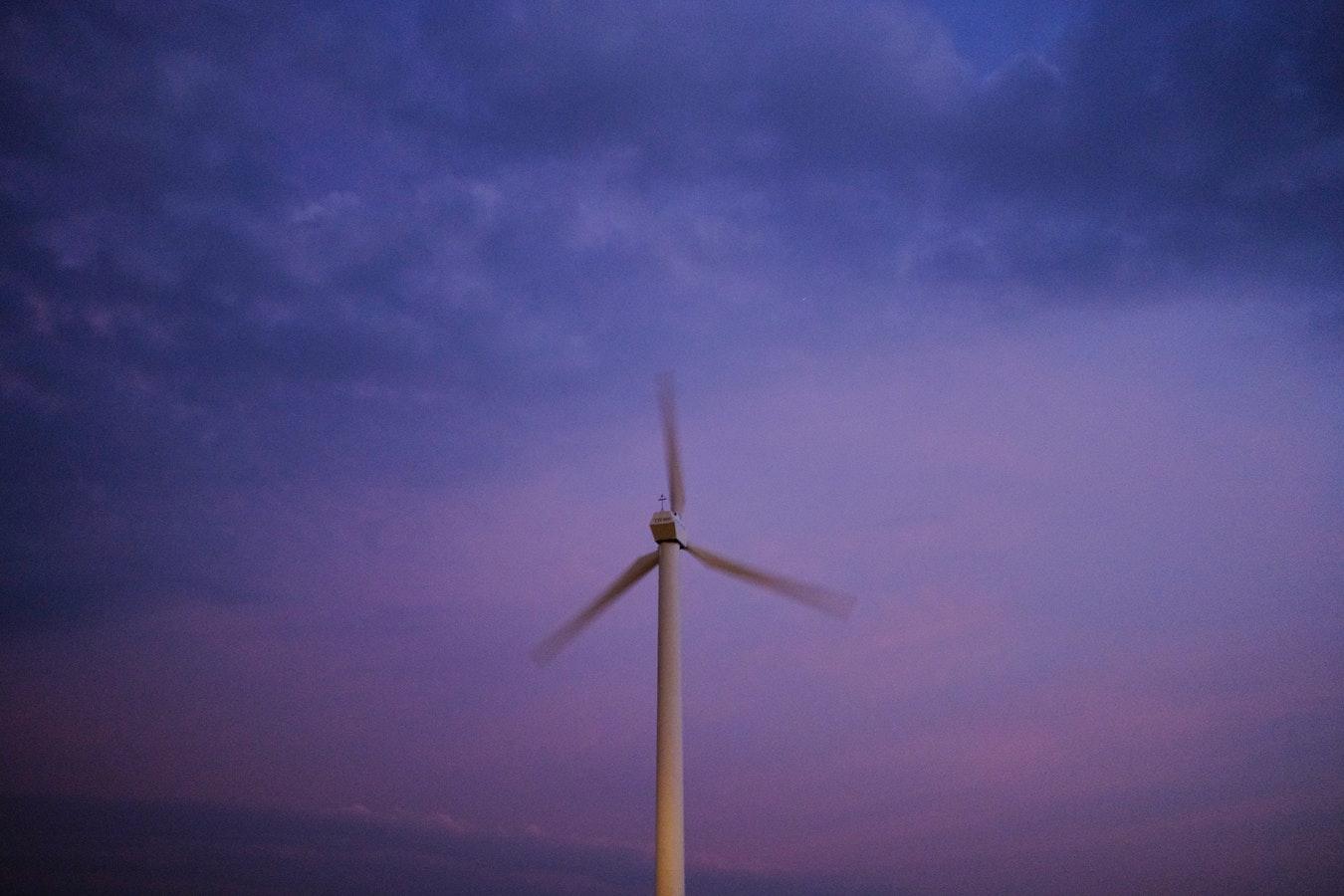 Más energías renovables