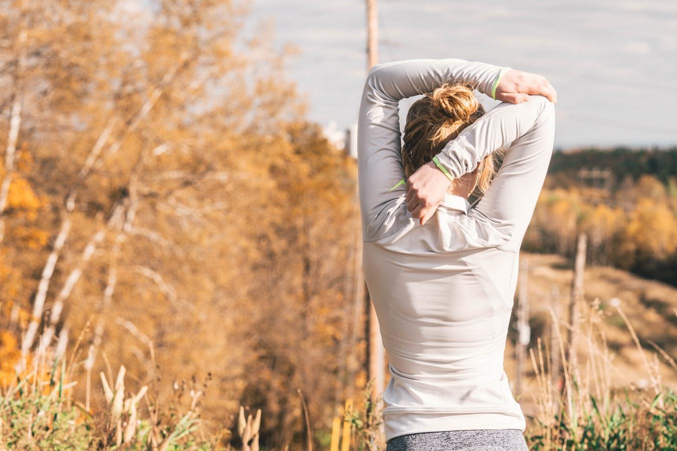 Yoga solidario para la campaña de Arcadia